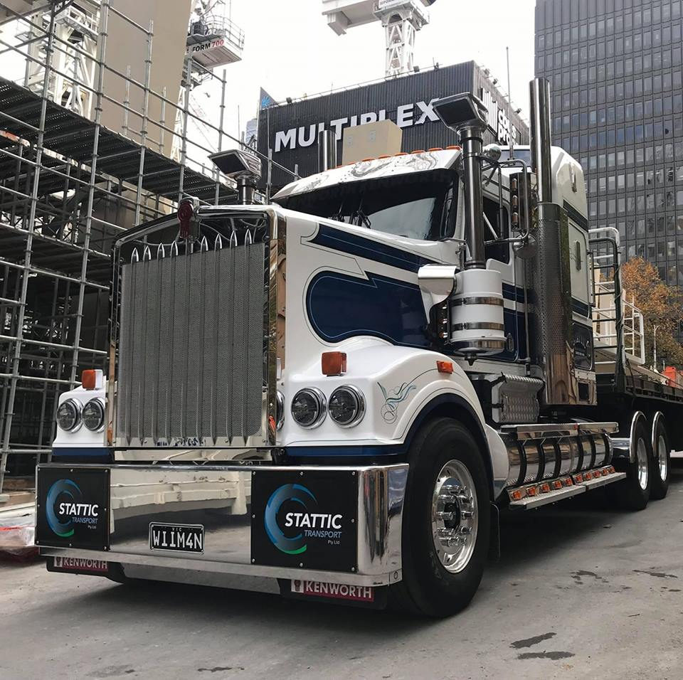 get a transport quote, get a heavy haulage quote, contact Stattic Transport