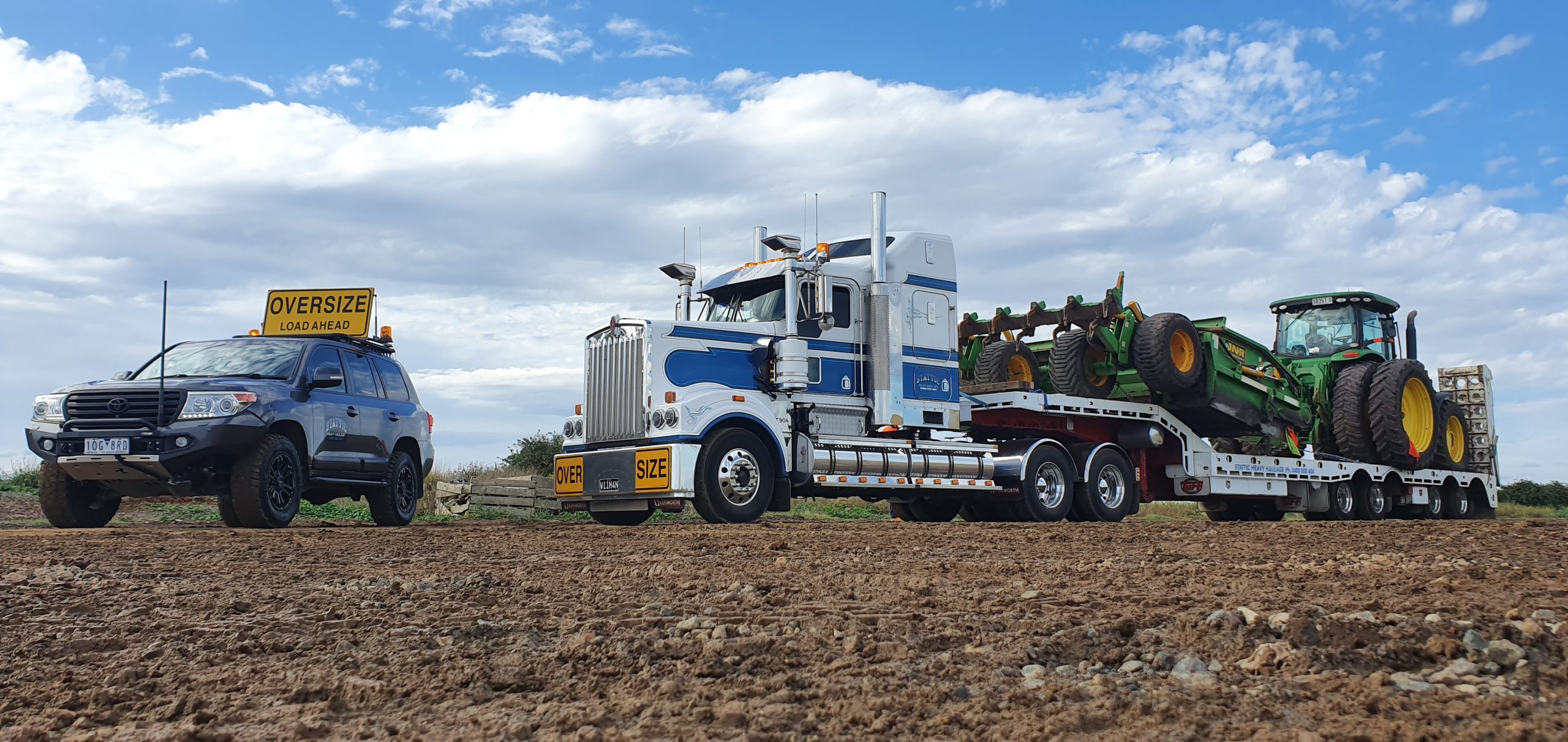 heavy haulage transport melbourne