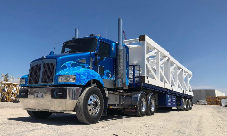 get the latest heavy haulage news from Stattic Transport